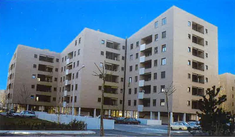 Via Corticelli progetto nuova costruzione