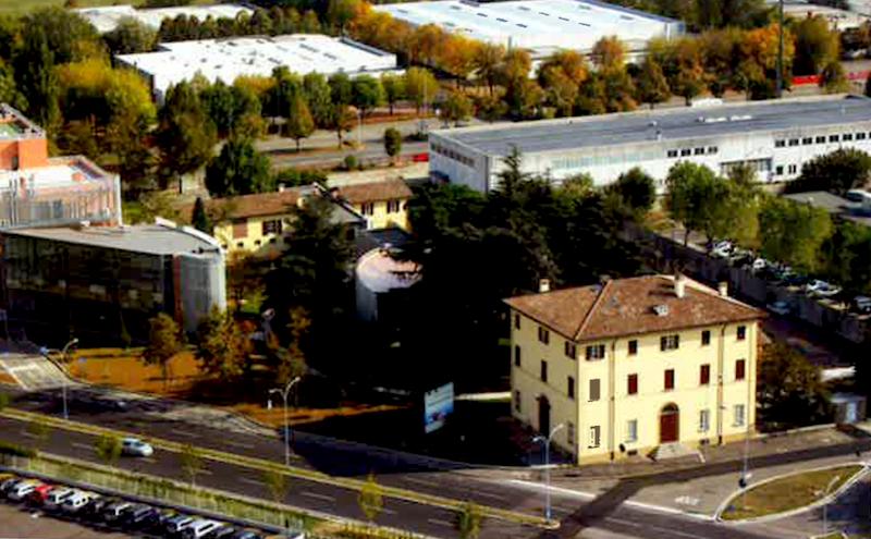 Viadell'Industria progetto di ristrutturazione