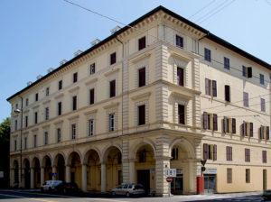 Via Irnerio, Bologna