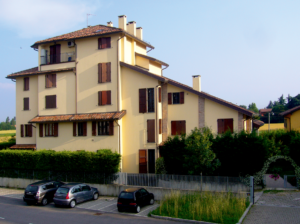 Via Mattei, Bologna