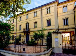 Villa Zanolini, Bologna